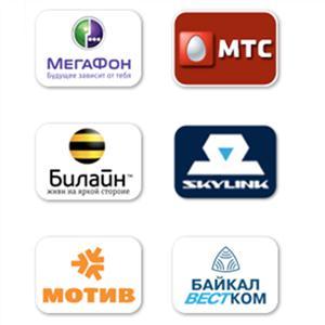 Операторы сотовой связи Атласово